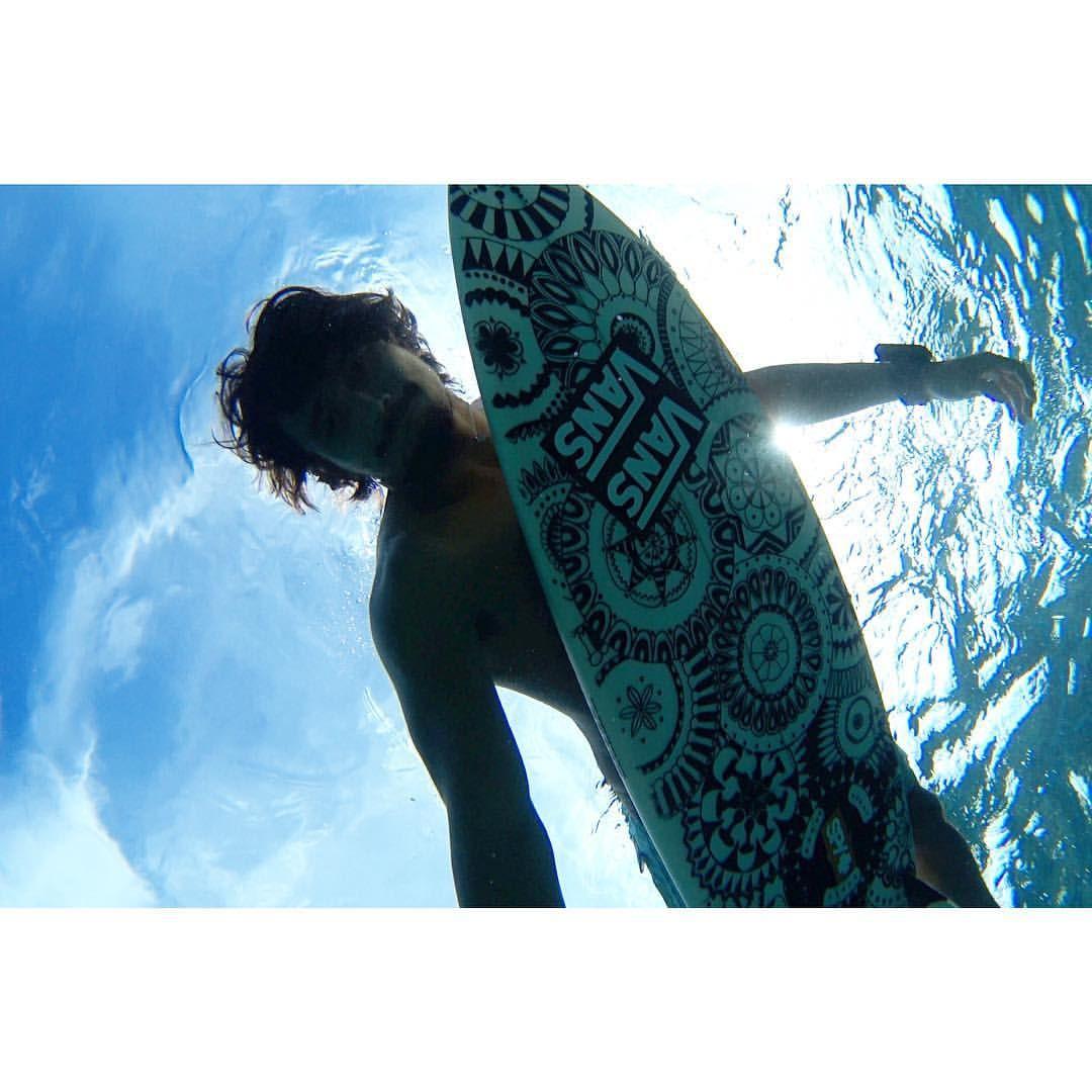"Luke Landrigan on Instagram: ""Floatin. Shot with #SonyActionCam #ActionCam @sonyphinc"""