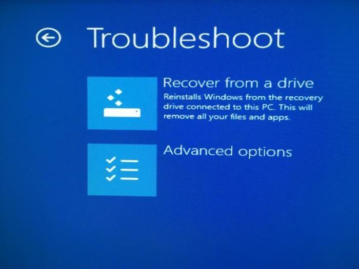 How To Create A Windows 10 Recovery Usb Drive Usb Drive Driving