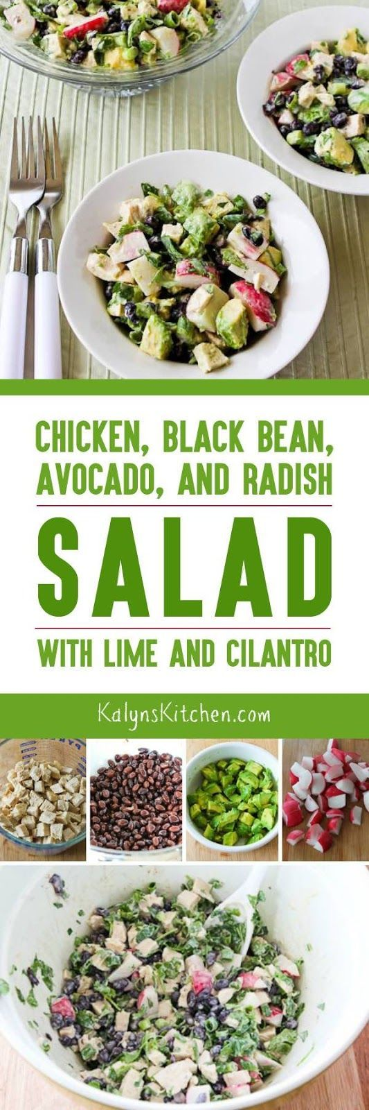 south beach diet recipes-salad with radishes