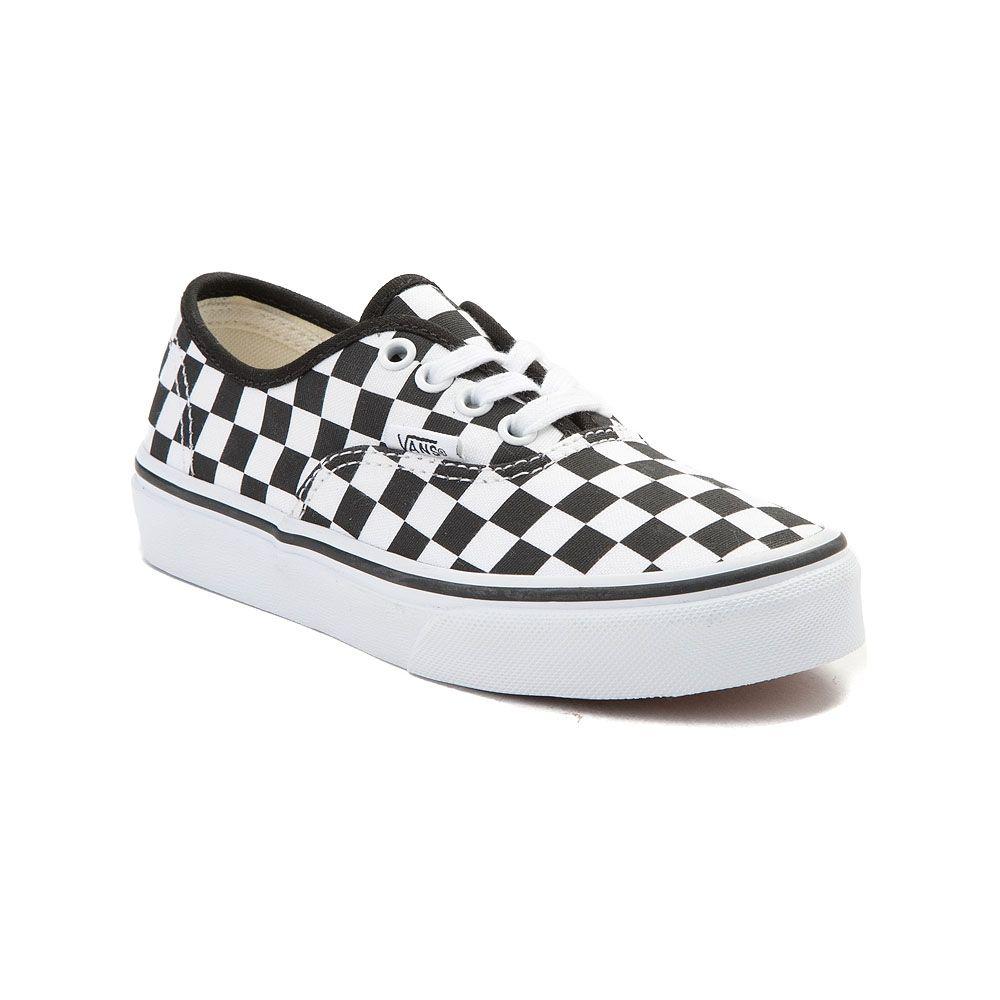 Youth Vans Authentic Chex Skate Shoe Vans authentic, Shoes  Vans authentic, Shoes