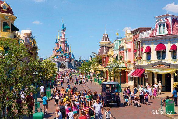 Disneyland Paris 3 Tage Mit Hotel Fur 199 Stadtereisen