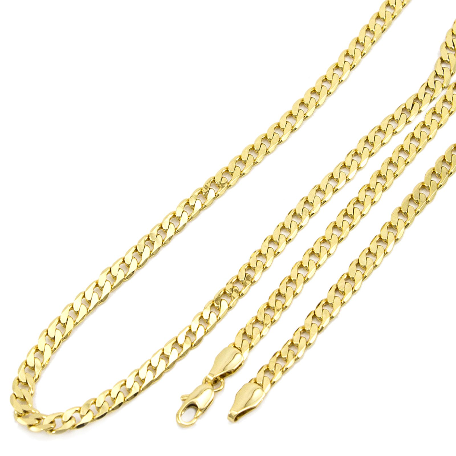 a09931deacc Pingente Estrela De Davi e Corrente e Pulseira 5mm Tudo Jóias Folheado a  Ouro 18k Dourado