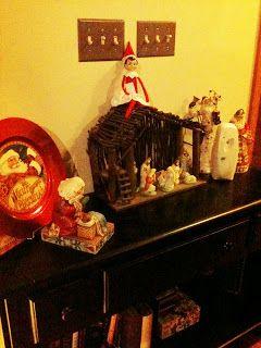 adventures of bug and buddy: Elf on the Shelf