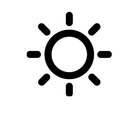 Sun Icon In Android Style This Sun Icon Has Android Kitkat Style If You Use The Icons For Android Apps We Recommend Using Android Icons Icon Android Fashion