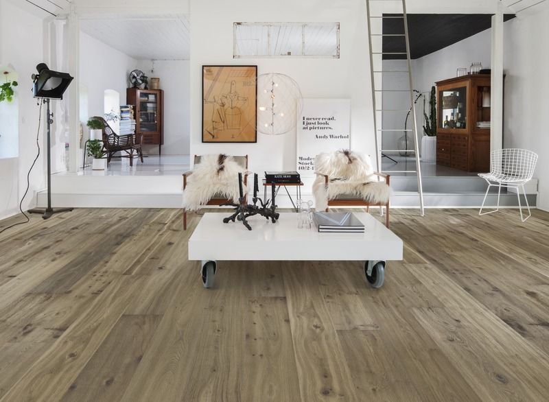 Ydre Småland Collection Engineered wood floors, Kahrs