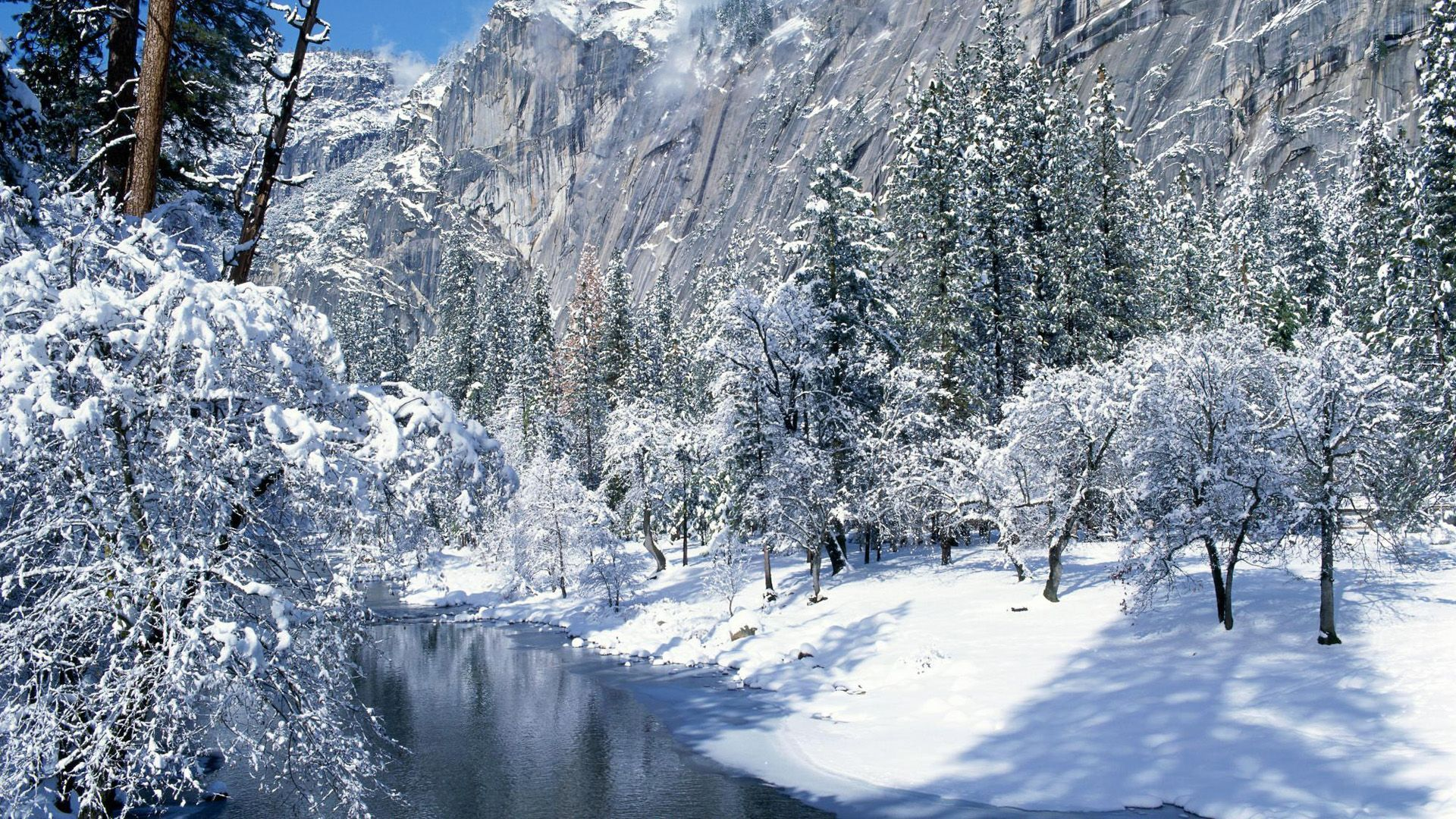 Backgrounds Winter Wallpapers