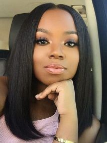 Shoulder Length Sew In Weave Hairstyles Natural Weave Hair Choices