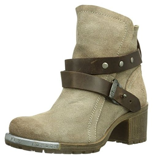 Dk Lok Brown Femme Eu Taupe London 006 38 Boots Uqy1gbnut Beige Fly 6EqwxFO4