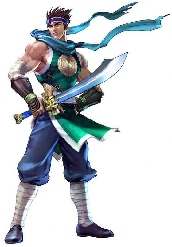Soul Calibur V Anime Characters : Soul calibur iii hwang seong gyeong games movies