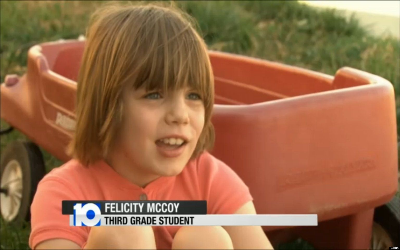 Felicity McCoy, Ohio Girl, Allegedly Beaten On School Bus By Teen Twice Her Age