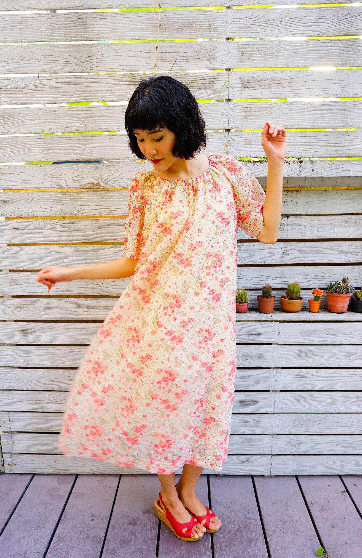 Vintage Dress 90s Dress Vintage Japanese Dress Cocktail Dress Summer Dress Vintage Floral Dre Vintage Summer Dresses 90s Dresses Vintage Vintage Dress 90s [ 3000 x 1944 Pixel ]