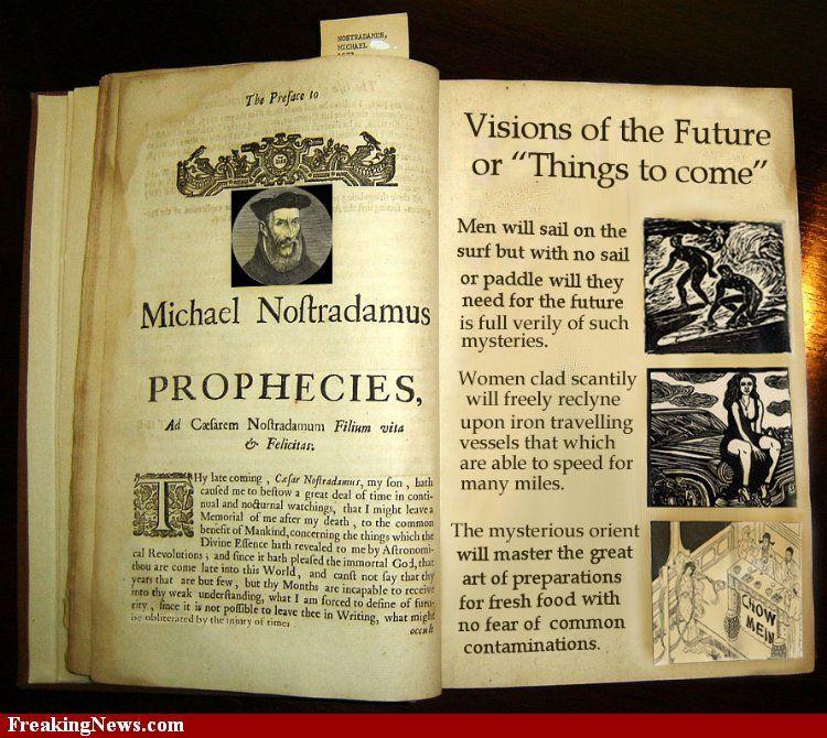 Prophezeiung baba vanga