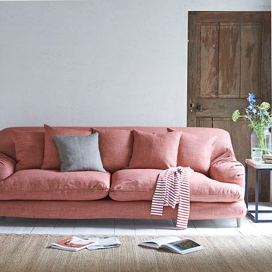 LoafHomesGardens6 big comfy couches Pinterest Loaf sofa