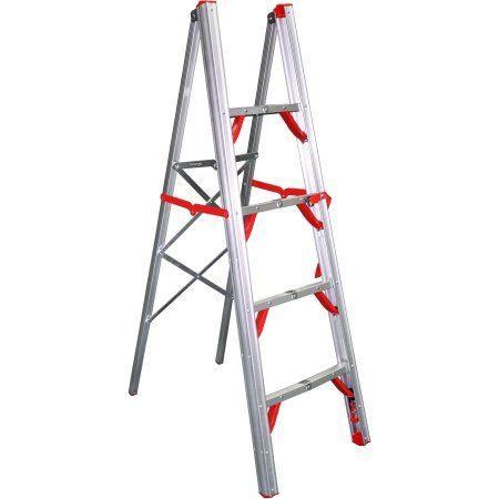 Home Improvement Ladder Folding Ladder Plastic Step Stool