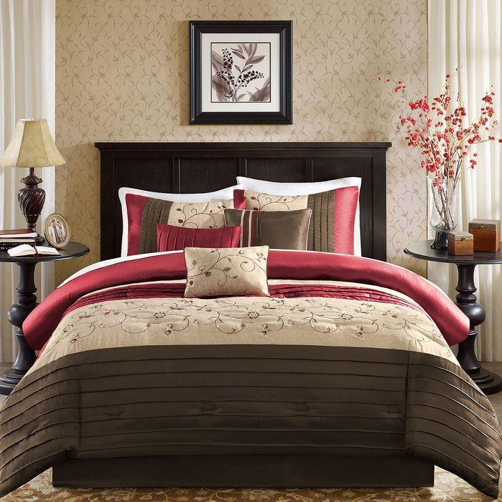 Jcpenney madison park belle 7pc comforter set