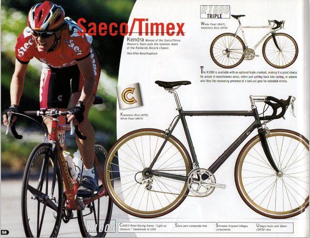 39ea065e19a SAECO/TIMEX CANNONDALE CAD3 R-1000 | cannondale caad3 | Road bikes ...