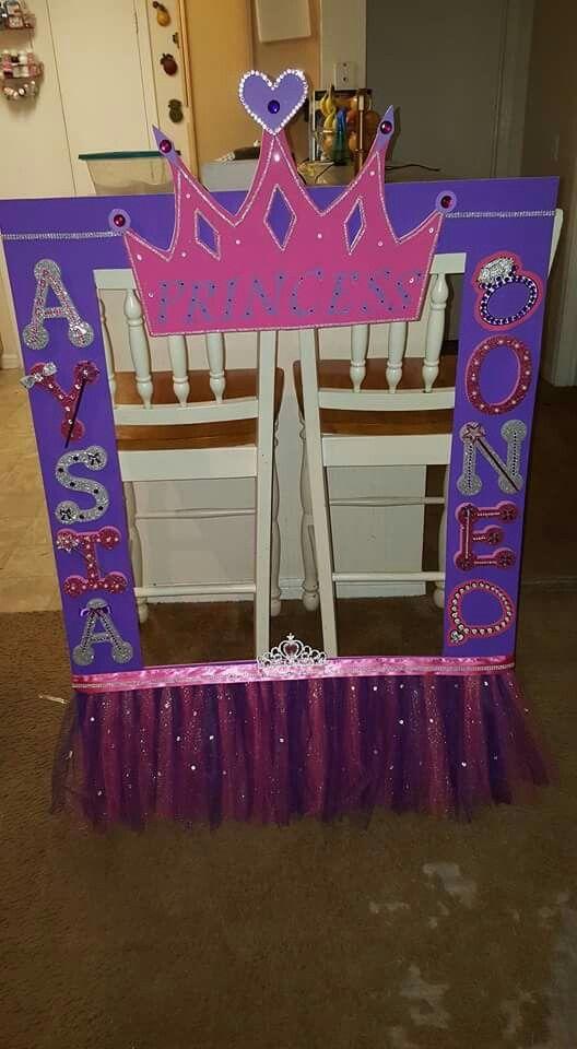 Carters princess party | Dulces | Pinterest | Marcos, Marcos para ...