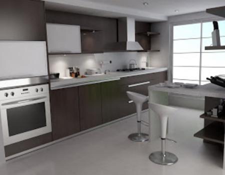 Desain Tata Ruang Dapur Modern N Rumah Minimalis