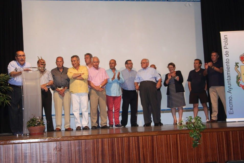 2014 - Homenaje a Fancisco Ludeña