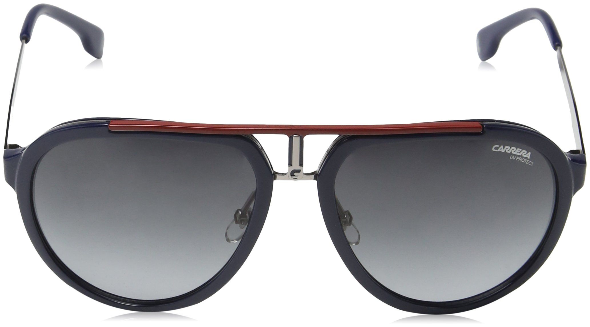 dc8b8385aca Carrera 1003 s Aviator Sunglasses Blue Ruthenium 58 mm   You can find out  more