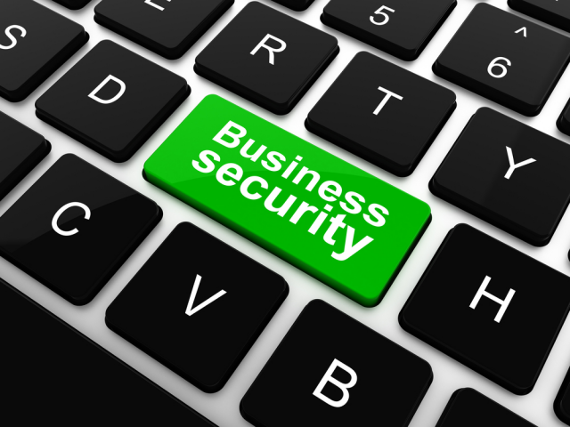 Finding the right balance between business security and