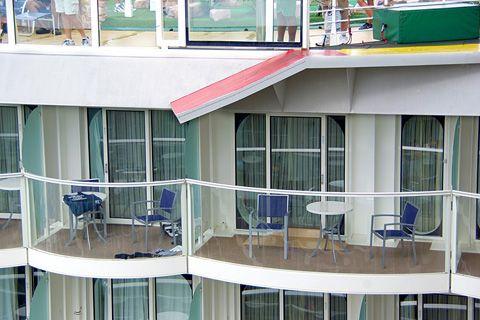 14 Unusual Cruise Ship Balcony Cabins Cruise Ships