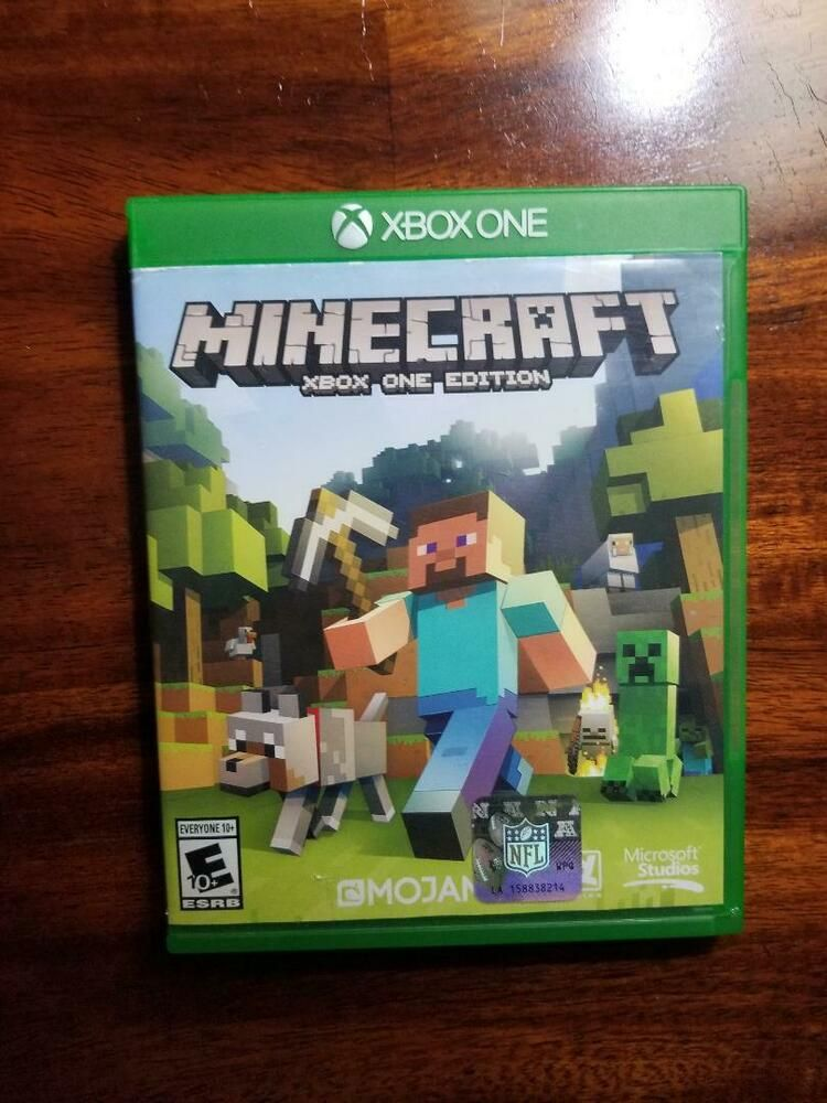 Minecraft: Xbox One Edition (Microsoft Xbox One, 2014
