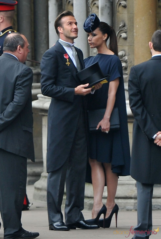 David Beckham y su Esposa | David Beckham | Pinterest