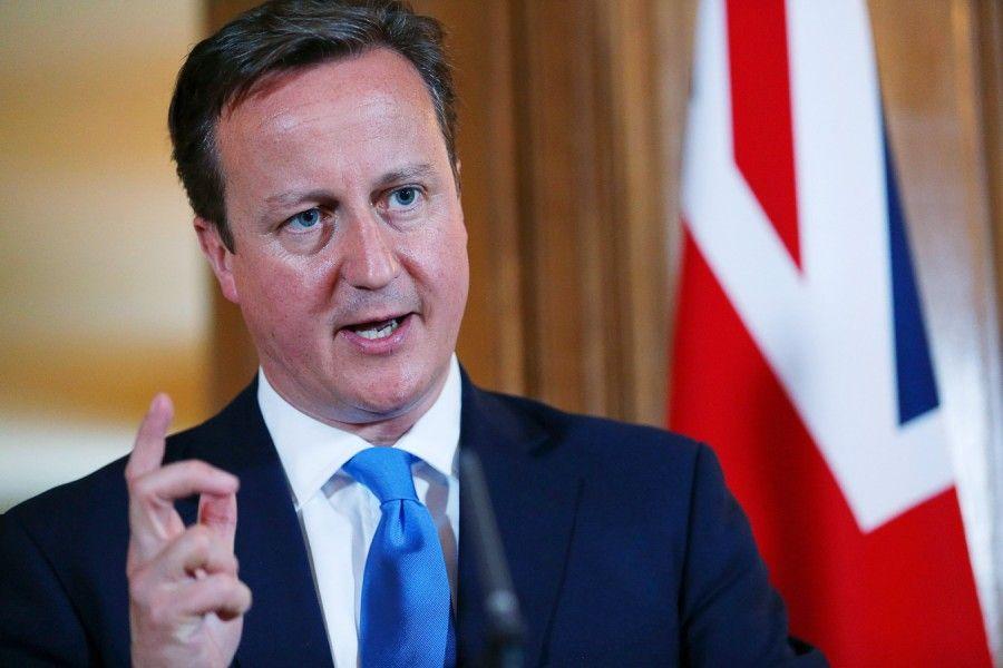 """Pressefreiheit? Der gute Staat? Cameron soll """"Guardian""""-Anruf veranlasst haben"""