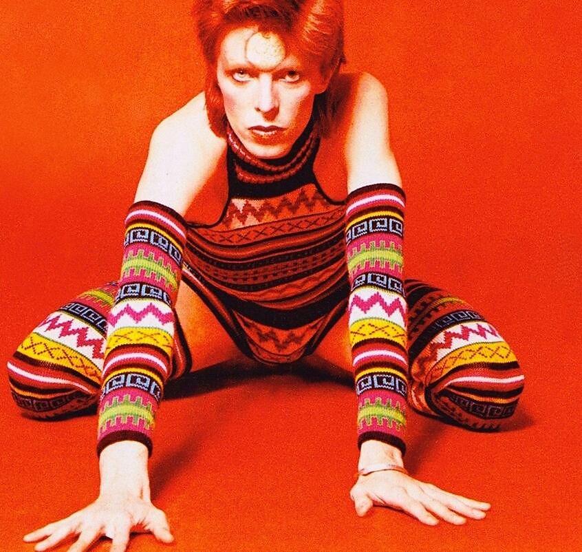Ravelry: Ziggy Stardust Charts Pattern By Emily Ingrid