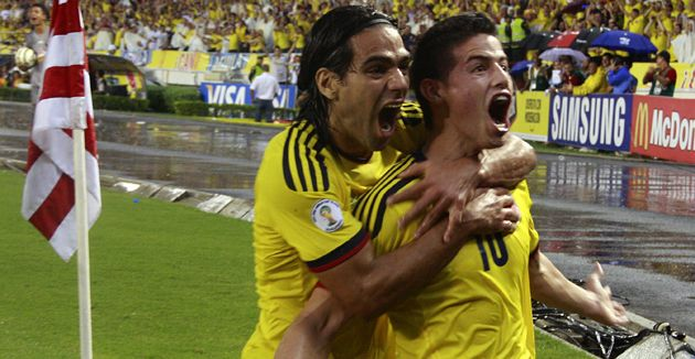 @Colombia Selection: Declaraciones de James Rodriguez - Colombia 1 Ecuador 0 (06/09/2013)