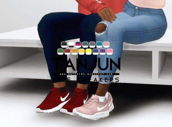 Photo of Onyx Sims: Tanjun Sneakers für Kinder und Kleinkinder    SIMS
