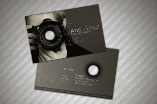 Photography business cards brilliant marketing pinterest photography business cards colourmoves