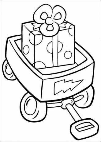 Новый год картинки для детей бесплатно распечатать или ...