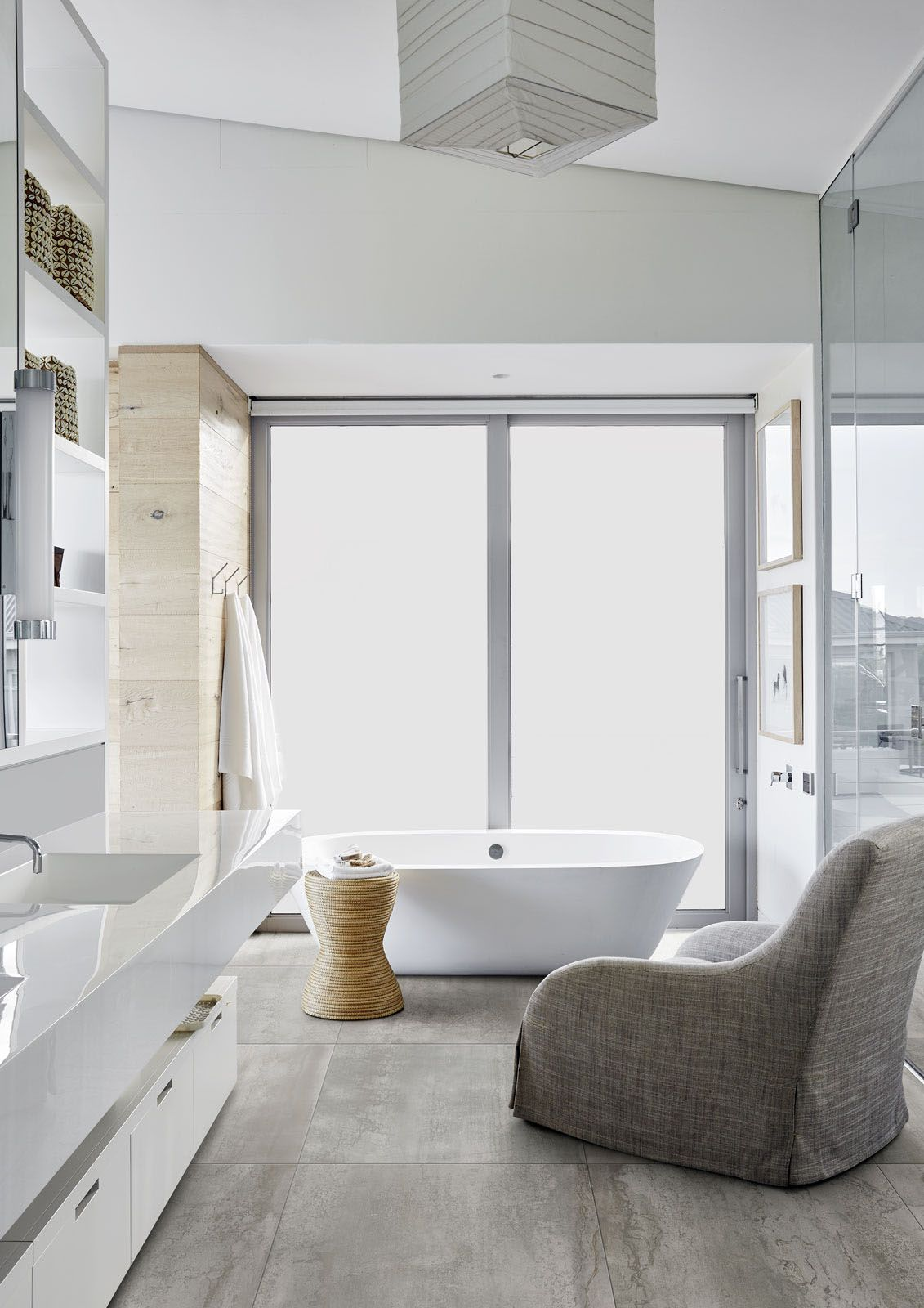 Bathroom tiles: ceramic and porcelain stoneware - Marazzi 8671 ...