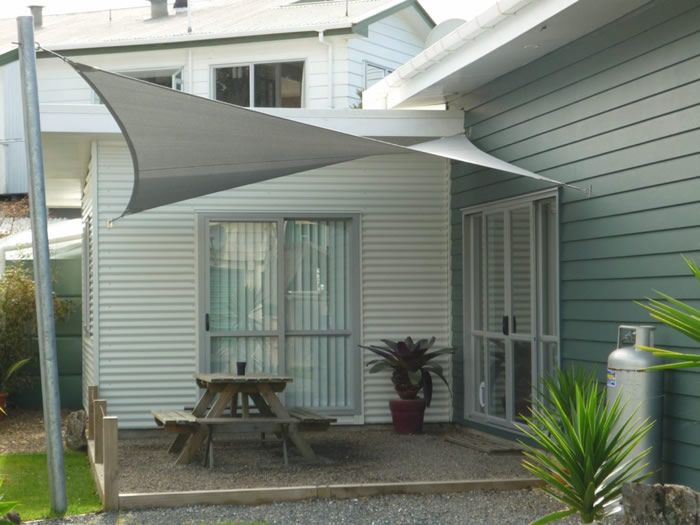 Fabric Patio Coverings