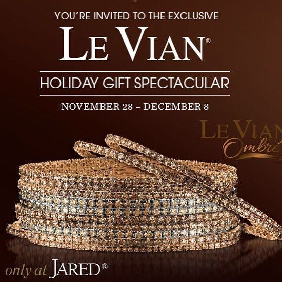 Discover the Sweet Style of Le Vian at the Holiday Gift Spectacular