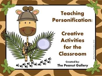 Teaching Personification: Creative Activities for the