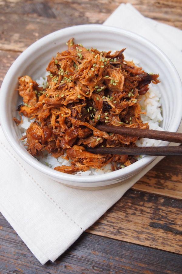 Le poulet teriyaki merveilleux ultra facile paris dans - Paris dans ma cuisine ...