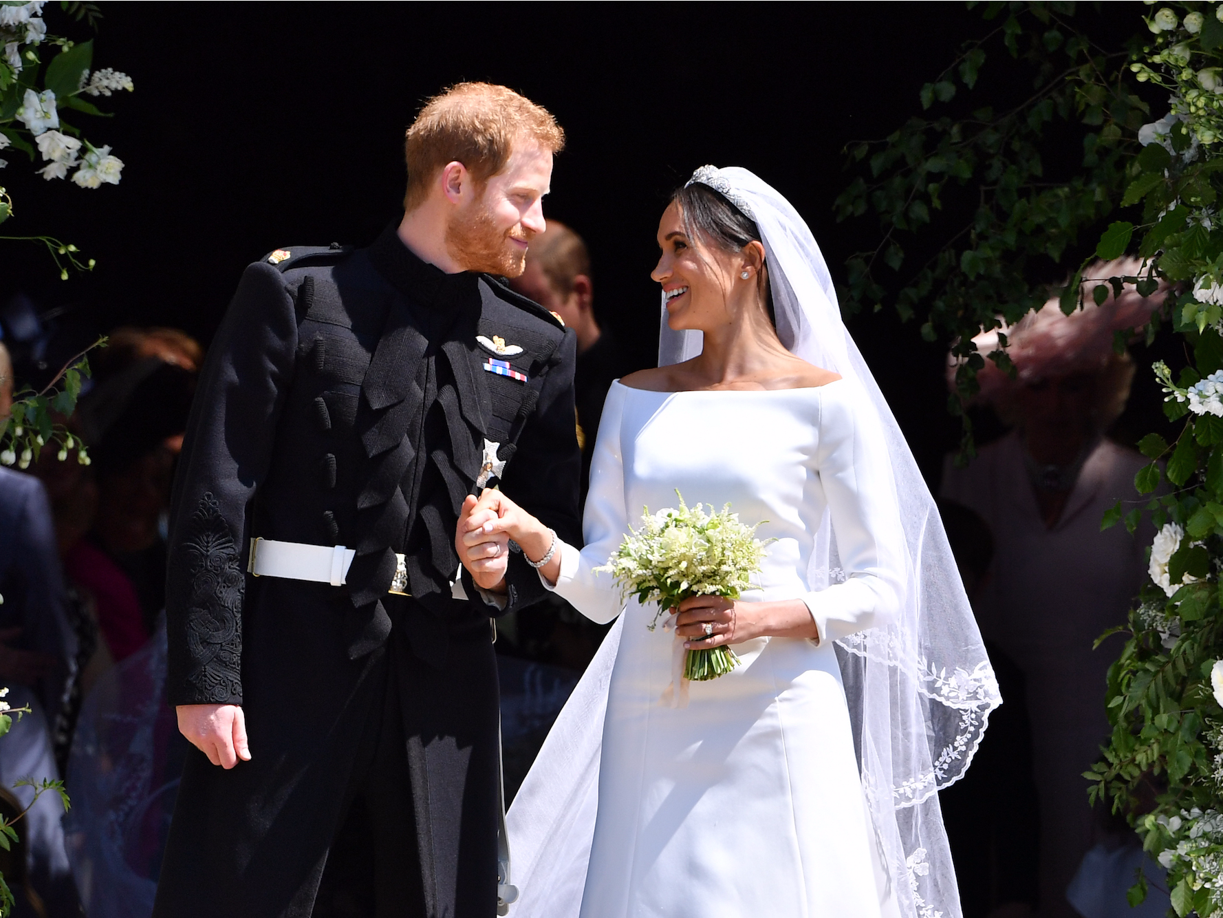 Under pressure from my grandmother: Prince Harry still signed a marriage contract with Megan Markle