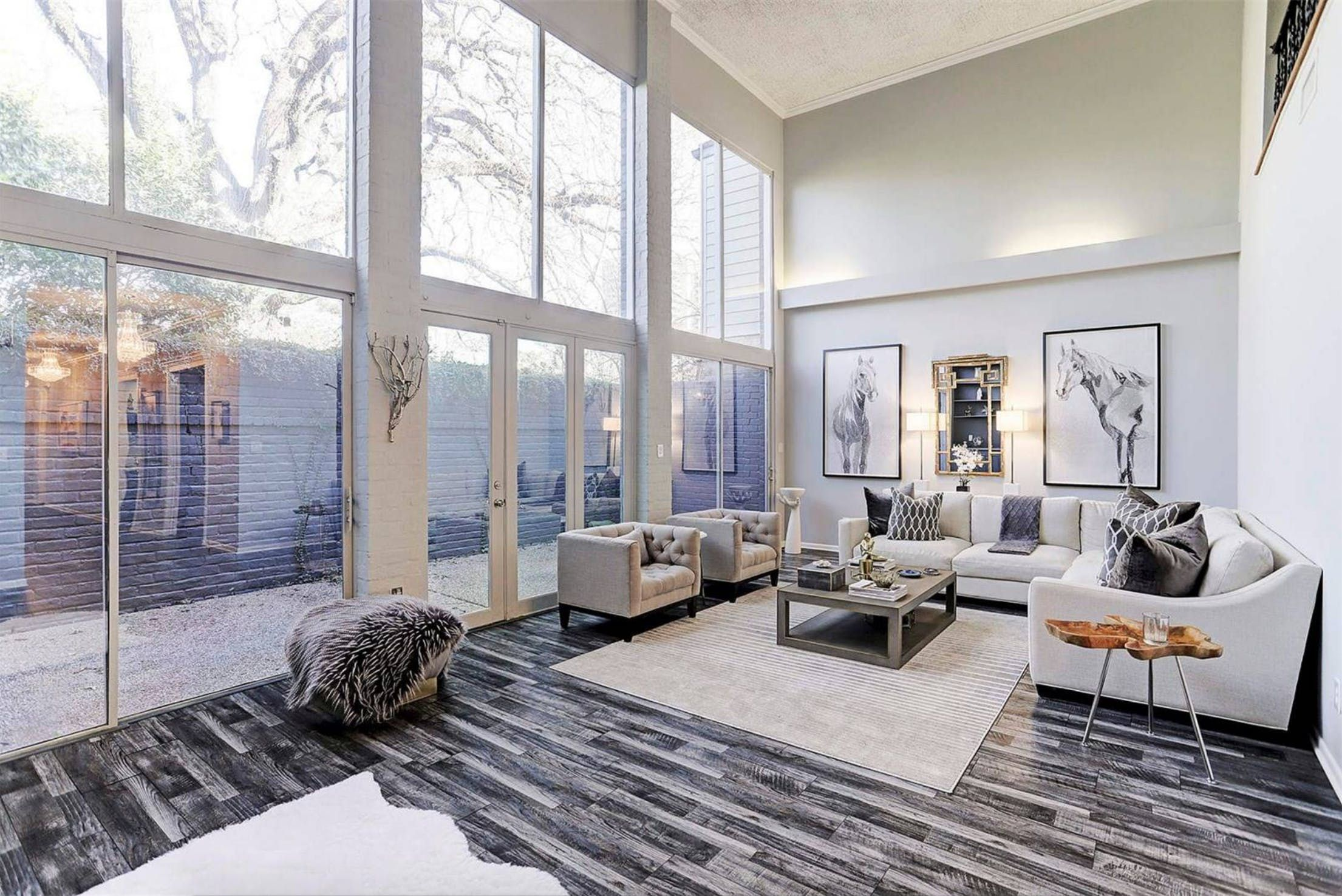 Peek Inside A Modern Houston Home With Texas Sized Charm Home