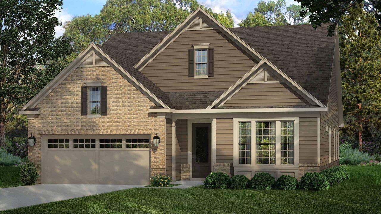 Cresswind Peachtree City Laurel New Home Near Atlanta By Kolter Homes Peachtree City New Home Communities New Homes