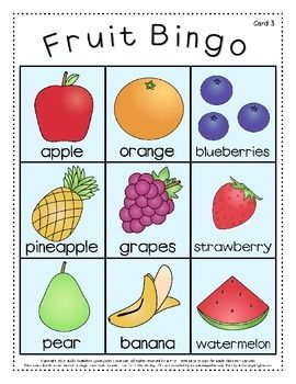 Food Group Fruit
