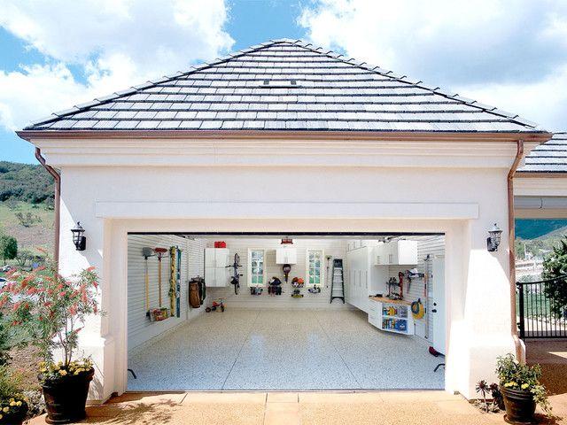 Amazing Garage Interior Design Ideas Bring In The Knick Knacks Inviting Clean Interior Design Garage Inte Garage Design Garage Design Interior Garage Interior