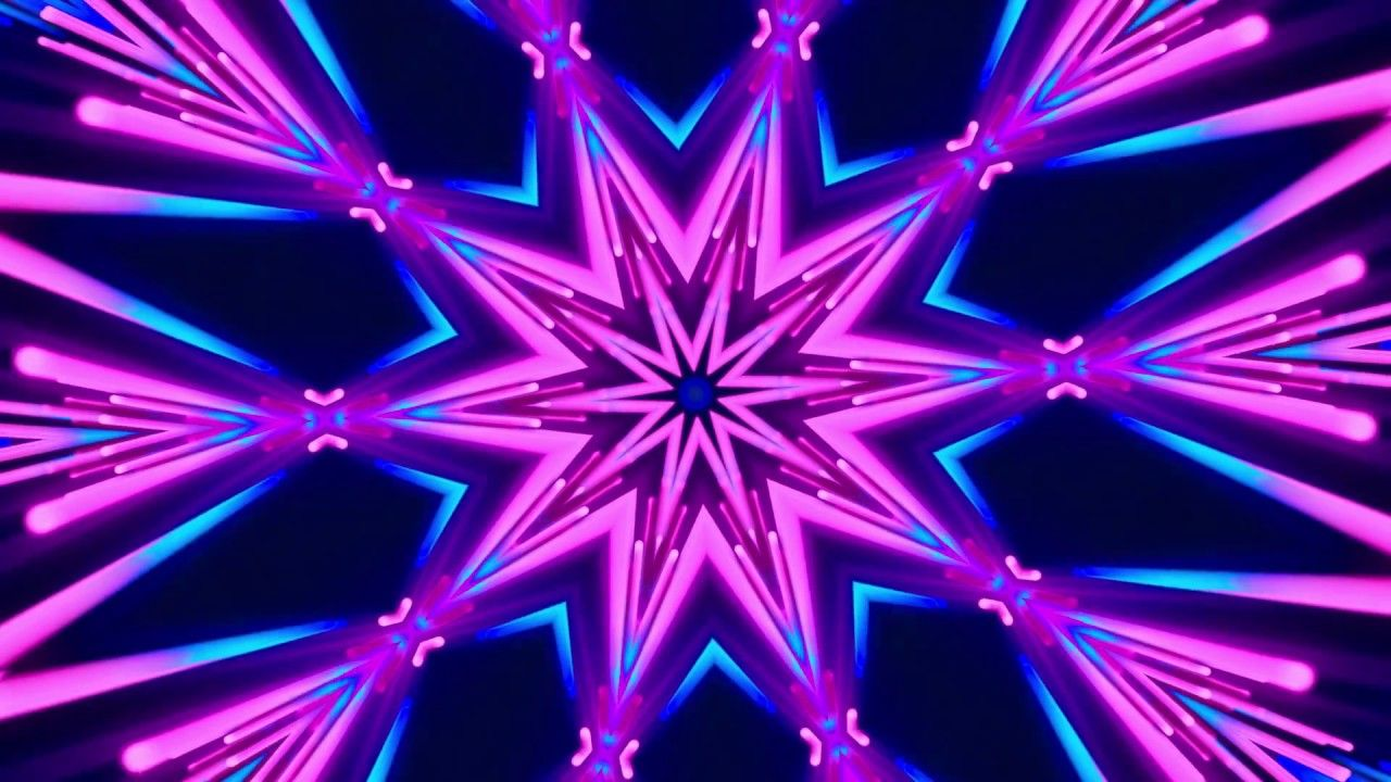 Kaleidoscope | Projection mapping, Animation background, Abstract  backgrounds