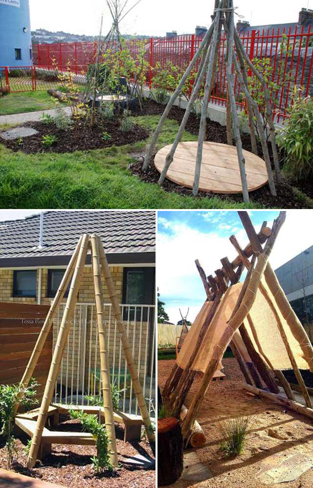 15 Cool and Budget-Friendly Projects for a Kid's Play Area ...