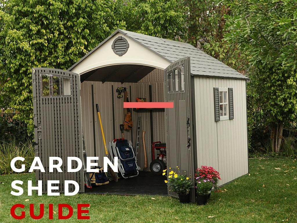 More Than Just A Space For Storing Your Tools Lawnmower And Other Odds And Ends A Garden Shed Can Have A Myriad Of Diff With Images Shed Building A Shed Living