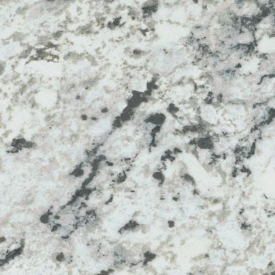 Laminate Sheet In White Ice Granite