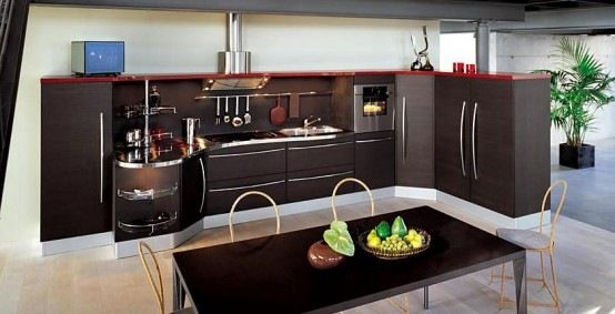 Contemporary kitchen cabinets minimalist design ideas | À acheter ...
