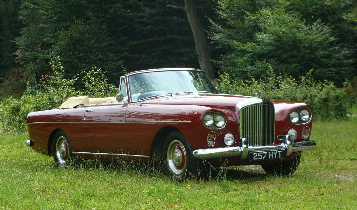 1960 Drophead Coupé Koren by Park Ward (chassis BC57AR) with S3 conversion
